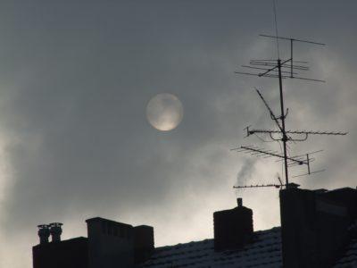 antenne telefoniche sul tetto condominiale